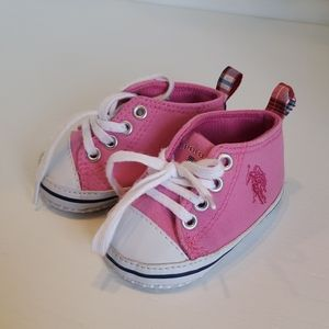 Baby girl 3-6 months shoes